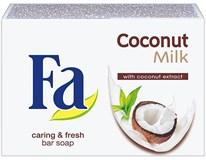 Fa Kokosové mlieko mydlo 1x90 g