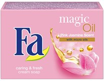 Fa Magic Oil Pink Jasmine mydlo 1x90 g