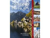 Skvosty Európy 2 vydanie, M.Holeček,Ottovo vydav.,2016