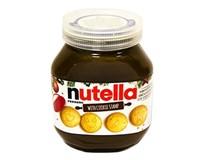 Ferrero Nutella nátierka z lieskovcov a kakaa 1x750 g