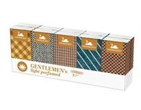 Harmony papierové vreckovky gentleman 10x10 ks
