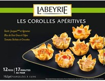 Labeyrie Aperitif mini (17ks) mraz. 1x162 g