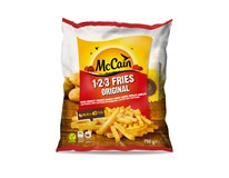 McCain 123 Fries Original hranolky mraz. 1x750 g