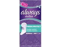 Always liner normal dámske vložky 1x30 ks
