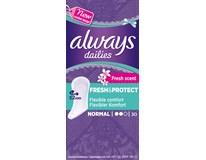 Always liner normal deo dámske vložky 1x30 ks