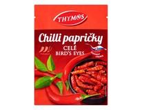 Thymos Chilli papričky 5x5 g