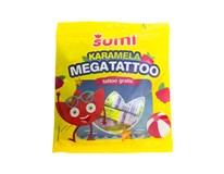 Frubbi Tattoo žuvacie cukríky 1x74 g