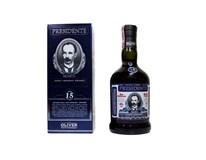 Presidente Marti 15 y.o. rum 40% 1x700 ml
