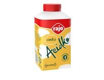 Rajo Acidko vanilka kyslomliečny nápoj chlad. 8x450 g