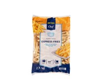 Metro Chef Hranolky Express fries mraz. 1x2,5 kg