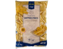 Metro Chef Hranolky Dippers mraz. 1x2,5 kg