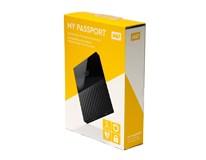 WD My Passport 1TB 2,5' USB 3.0 black externý pevný disk 1ks