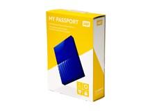 WD My Passport 1TB 2,5' USB 3.0 blue externý pevný disk 1ks