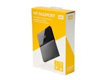 WD My Passport 2TB 2,5' USB 3.0 black externý pevný disk 1ks