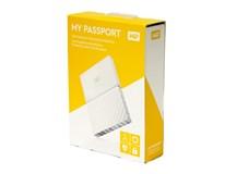WD My Passport 2TB 2,5' USB 3.0 white externý pevný disk 1ks