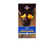 Orion čokoláda horká 68% marhuľa a chilli 1x100 g