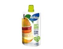 Relax 100% Pyré hruška a banán 12x120 g