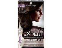 Schwarzkopf Color Expert 3-0 tmavohnedá farba na vlasy 1x1 ks