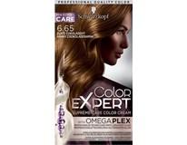 Schwarzkopf Color Expert 6-65 zlatá čokoláda farba na vlasy 1x1 ks