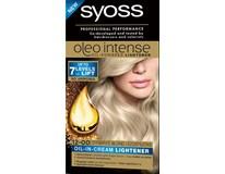 Syoss Color Oleo Intense 12-00 strieborná blond farba na vlasy 1x1 ks