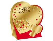 Ferrero Rocher Srdce pralinky 1x50 g
