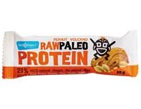 Max Sport Raw Paleo Protein arašidové maslo 4x50 g