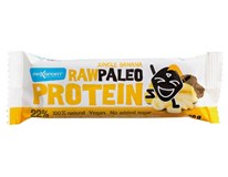 Max Sport Raw Paleo Protein banán 4x50 g