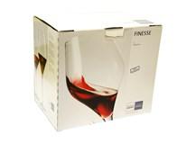 Pohár na červené víno 660ml Finesse 6ks