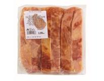 Lisovaná slanina 91% chlad. váž. cca