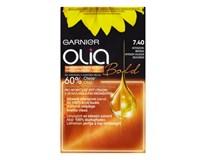 Garnier Olia farba na vlasy 7.4 intenzívna medená 1x1 ks