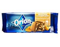 Orion čokoláda mliečna s celými mandľami 1x90 g