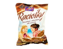 Racio Raciolky mliečno- čokoládové 1x60 g