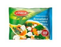 Vinica Bretaňská zeleninová zmes mraz. 1x350 g