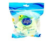 Calypso Detská kvetina kúpeľová huba 1ks