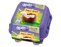 Milka Veľkonočné vajíčka mliečne 1x136 g