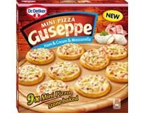 Dr.Oetker Guseppe Pizza mini šunka a mozzarella mraz. 1x270 g