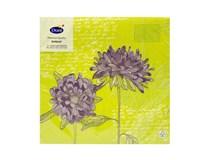 Servítky papierové Dunilin Soft Marielle 3-vrstvové 40cm Duni 12ks
