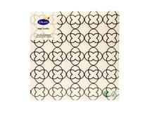 Servítky papierové Sati White 3-vrstvové 33cm Duni 20ks