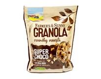 Bonavita Granola super čokoláda 1x500 g