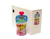 Novofruct Ovko Detská výživa jablková bez cukru 8x120 g