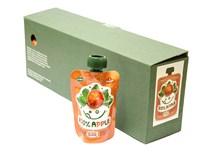Novofruct Ovko Detská výživa jablková 100% BIO 12x90 g