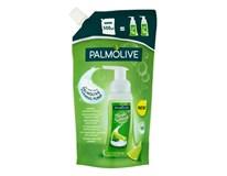 Palmolive Magic Softness tekuté mydlo speňovacie limetka a mäta náhradná náplň 1x500 ml