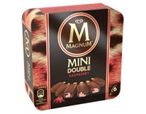 Algida Magnum Mini Double raspberry nanuk mraz. 6x60 ml