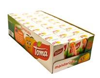 Toma nektár mandarinka 27x250 ml tetrapak