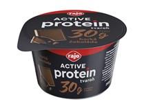 Rajo Active Protein Tvaroh horká čokoláda chlad. 1x200 g