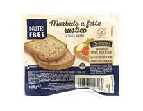 Chlieb Morbido bezlepkový rustikálny plátky 1x165 g
