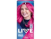 Schwarzkopf Color Live Ultra Brights 93 Shocking Pink farba na vlasy 1x1 ks