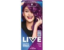 Schwarzkopf Color Live Ultra Brights 94 Purple Punk farba na vlasy 1x1 ks