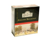 Ahmad Tea English Breakfast čierny čaj 100x2 g