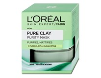 L´Oréal Pure-Clay Purify maska 1x50 ml